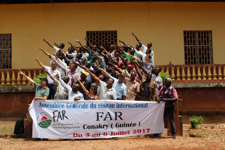 Assemblée Générale du Réseau International FAR  du 3 au 6 juillet 2017 à Conakry (Guinée)